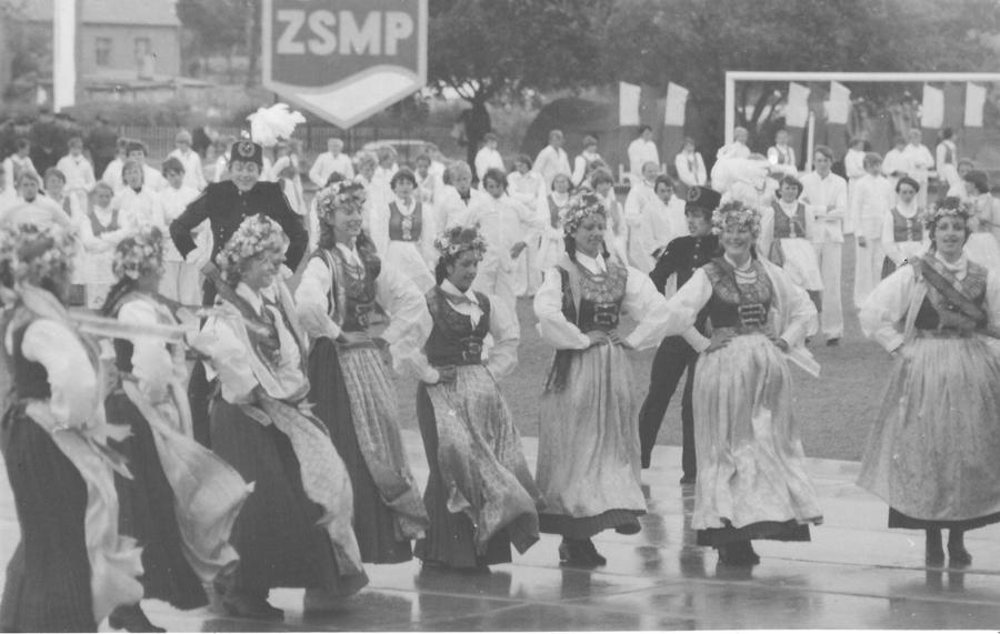 """Zespół Pieśni i Tańca """"Konin"""""""
